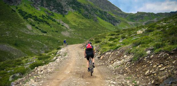 Mountainbiken Innsbruck. Foto via pixabay