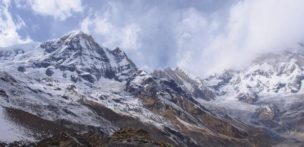 smeltende gletsjers himalaya klimaatverandering