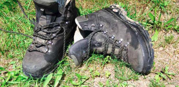 Vergeet niet je wandelschoenen goed te onderhouden | Bergwijzer