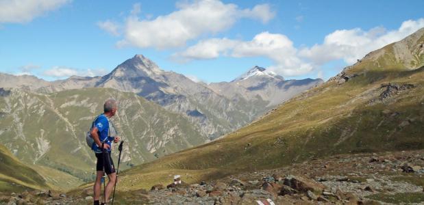 Transalpine-run 2013. Foto door Hans-Jurgen Mager
