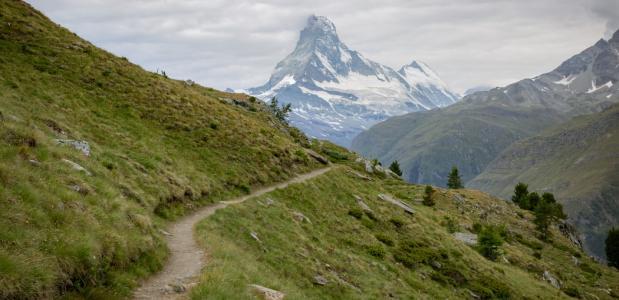 trailrunning in de bergen