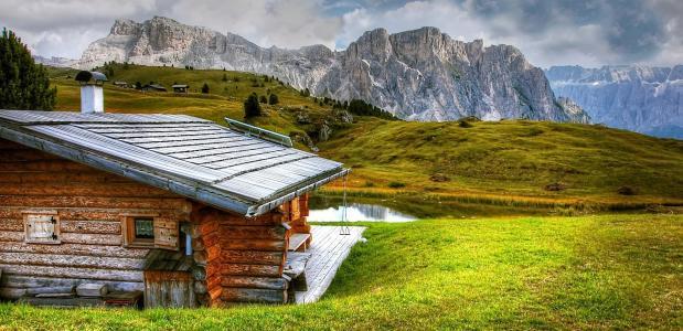 duurzame berghut