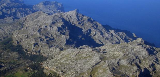 Tramuntanagebergte - Mallorca