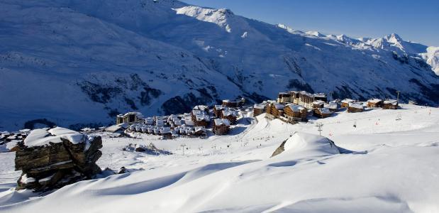Skigebied Les Menuires. Foto Reberty-P.Royer