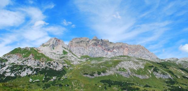 Skyscape lech am arlberg