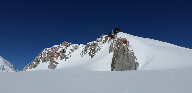 Hoogste berghutten van de ALpen