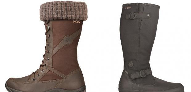 wintercollectie laarzen