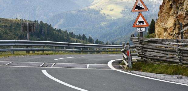 Oostenrijk auto weg vignet