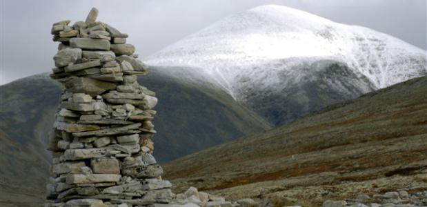 Rondane. foto A. Gjengedal