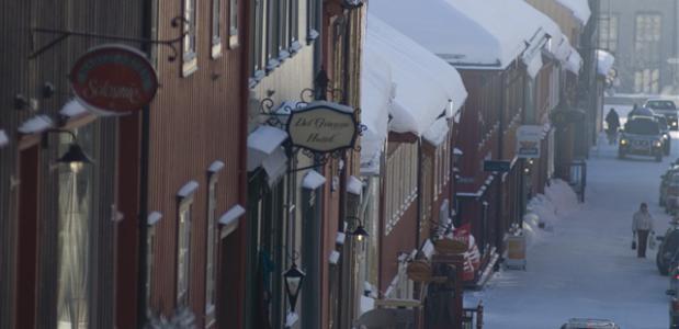 Røros. Foto: Terje Rakke/Nordic Life AS/Innovation Norway