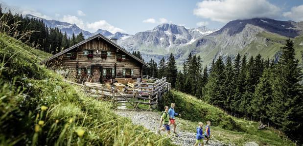 Vakantie in het Salzburgerland