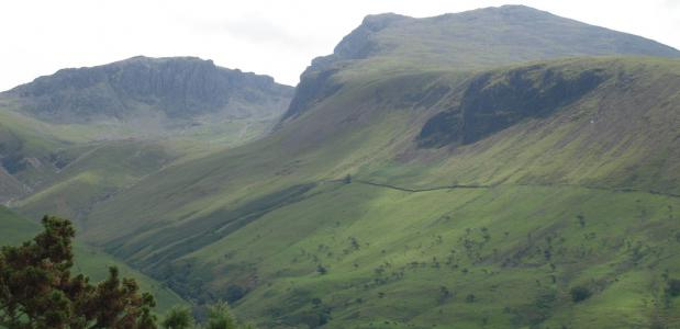Scafell Pike. Foto: Asands (Flickr)