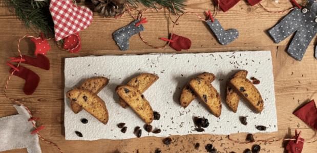 Recept: Romantic biscuits