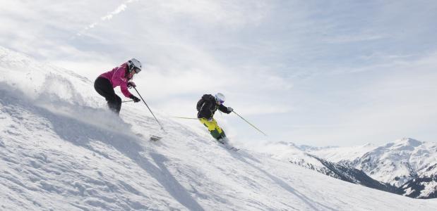 De grootste skigebieden van Tirol
