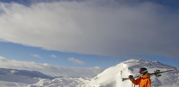 Skiër in Noorwegen (c)SkiStar