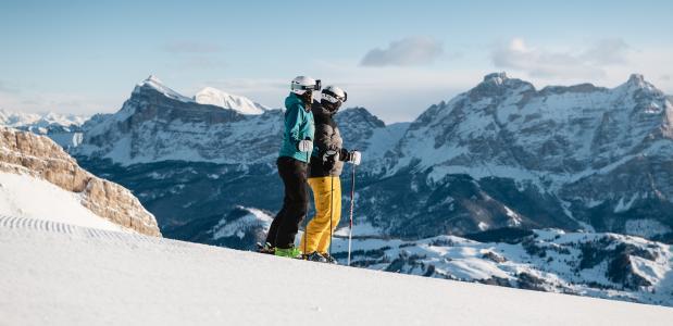 Winterse Warmte in Zuid-Tirol