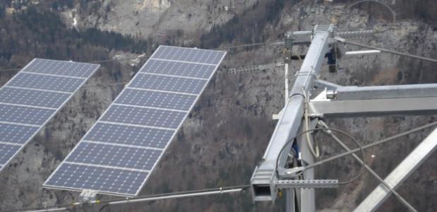Solarwing. Foto Skilift Tenna.