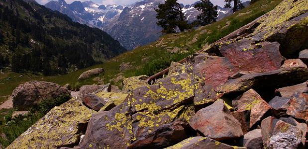 Pyreneeën in Spanje