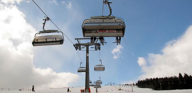 Nog een maandje skiën in de Alpen. Foto sbamueller