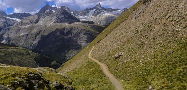 veilig wandelen in de bergen
