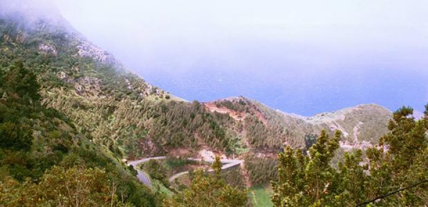 Tenerife. Foto Leo Setä