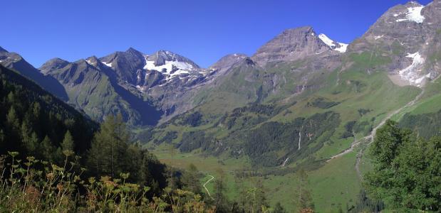 De nationale parken van Oostenrijk