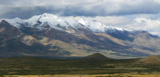 Archeologische opgraving Tibet
