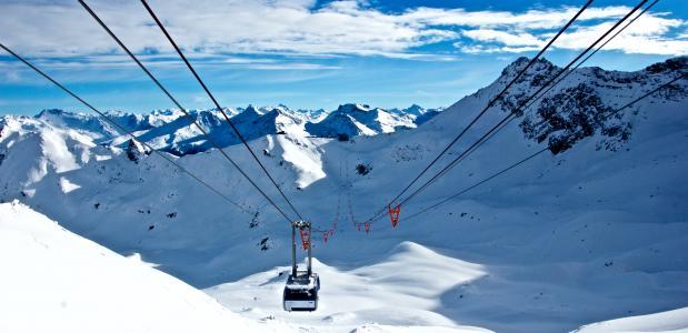 Zermatt opent een nieuwe gondellift