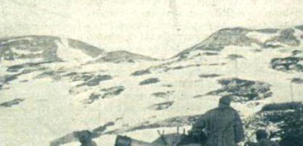 Skelet uit de Eerste Wereldoorlog gevonden in Italiaanse Alpen