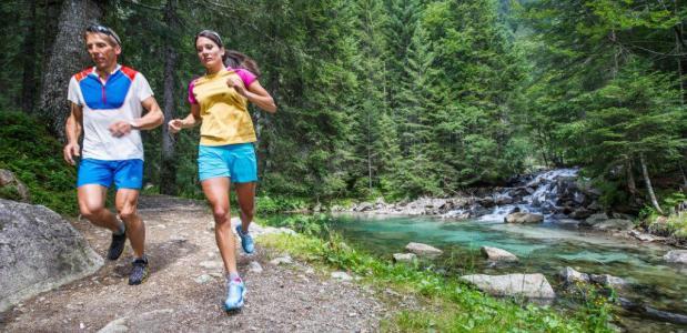 Trailrunning. Foto La Sportiva