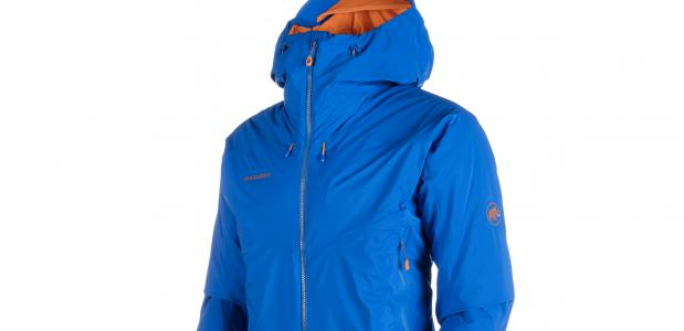Nordwand HS Thermo Hooded Jacket Men