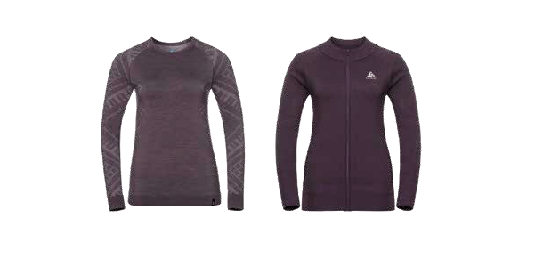ODLO Natural + Kinship baselayer review