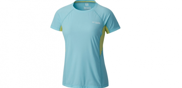 Columbia Titanium Women's T-shirt