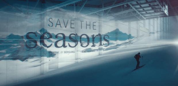 Save the seasons bergans of norway