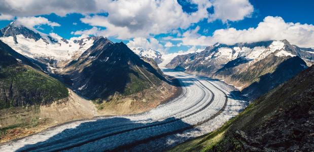Zorgen om Zwitserse gletsjers