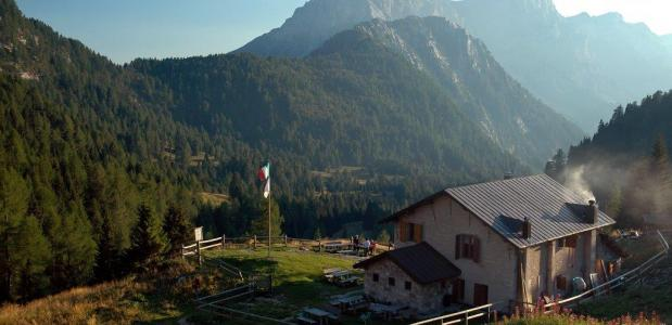 Bellunese Dolomieten - Italië. Foto Frank Peters