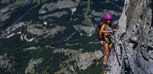 paklijst klettersteigen