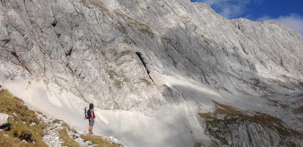 voorbereid op bergvakantie