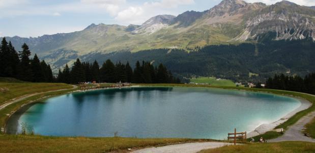 Lenzerheide - Graubünden - Zwitserland