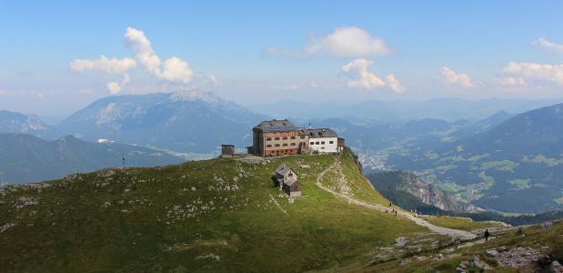 Het Watzmannhaus