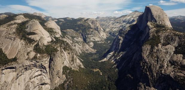 Yosemite via pixabay