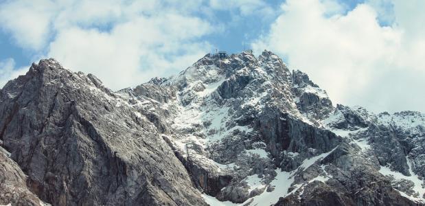 Zugspitze beklimmen