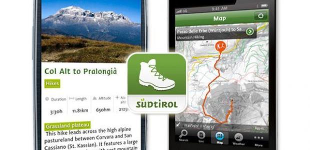 De Zuid-Tirol Trekking App