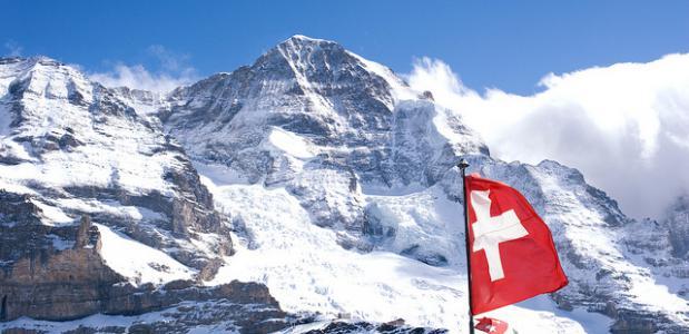 Zwitserland. Foto bigbirdz