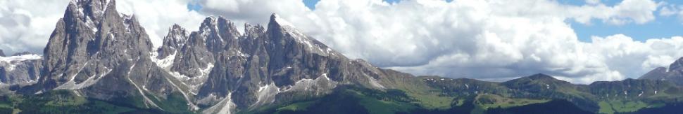 Bergwandelen in de Dolomieten