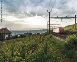 Grand Train Tour. Foto Swiss Travel System Marcus Gyger