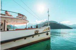 Wilhelm Tell Express. Foto Switserland Tourism