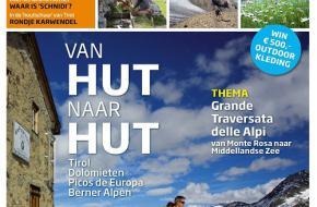 Bergen Magazine 1 van 2013 - van hut naar hut