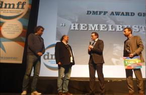 Foto prijsuitreiking DMFF