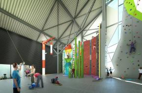 Klimcentrum Noardwand Leeuwarden